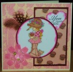Card Designed by Trish-Cupcake Stamp
