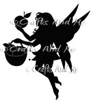 *New*Harvest Fairy Digital Stamp