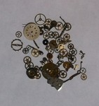 *New*Steampunk Jewelry Altered Art Pack
