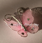 *New*Pink Butterfly